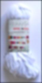 Scheepjes Mini Nooodle col 009 blanc / white /  weiß