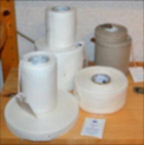 ruban du lin à broder / bands linen for embroidery , cross stitch / Leinenband zum Sticken