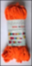 Scheepjes Mini Nooodle col 693 orange