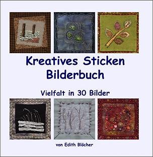 kreatives Sticken Bilderbuch