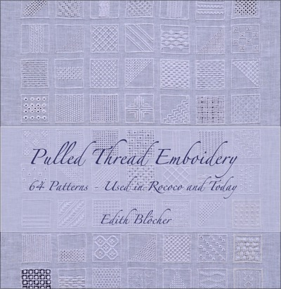 Pulled Thread Embroidery - the book