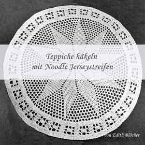 Buch Teppich haekeln