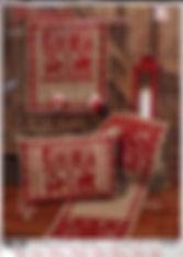 Noel point de croix /  Christmas cross stitch / Kreuzstich Weihnachten