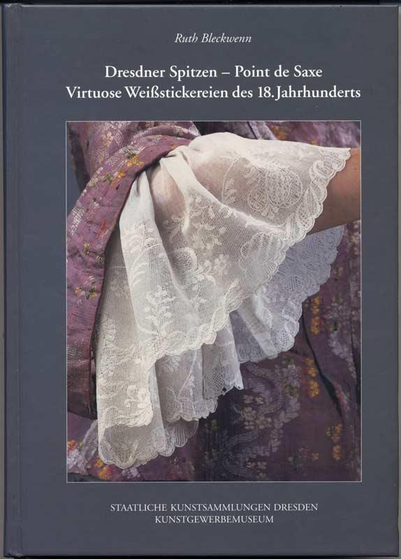 Buch Dresdner Spitze - Point de Saxe