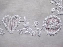 Detailbild Schwälmer Stickerei