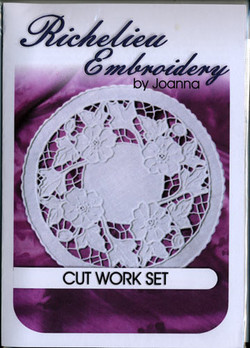 Richelieu embroidery kit from Joanna