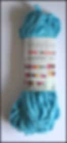 Scheepjes Mini Nooodle col 259 turquoise / türkis
