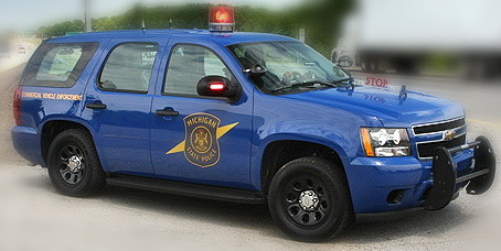 Interview with the Michigan State Police