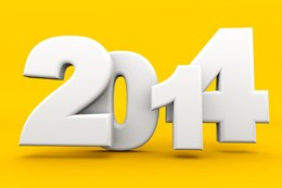 2014 – A  Year in Preview