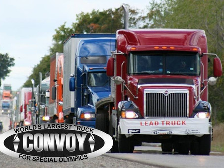 The World's Largest Truck Convoy