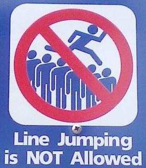 Permit Jumping