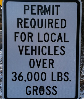 Local Truck Restrictions: The Permits
