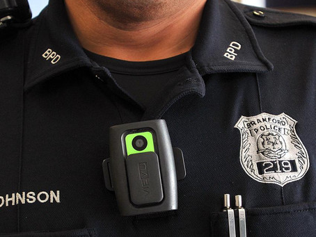 Overweight Bodycams