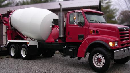 Part 2: Three Axle Cement Mixers