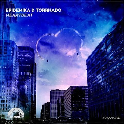 Collaboration 'Heartbeat' with Torrnado released on Masada Records (Denmark) / Abora Recordi