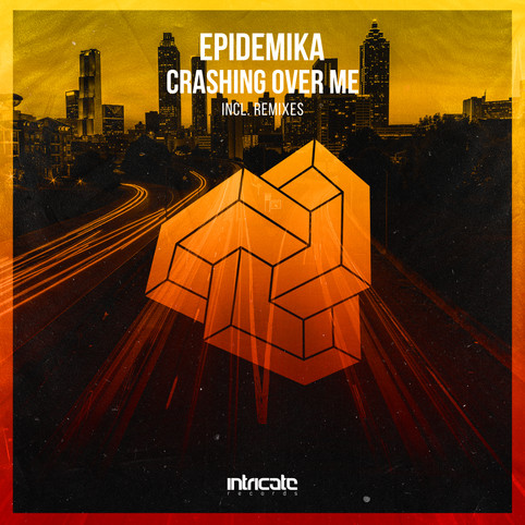 Coming June 12th on Intricate Records - Epidemika - 'Crashing Over Me' including three remix