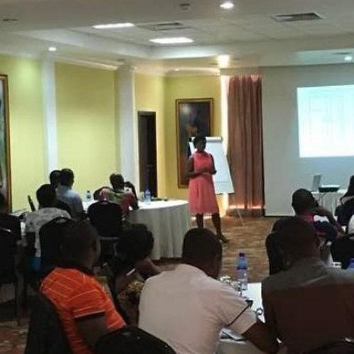 Group Nutrition Talk/ Virtual Presentations via Zoom