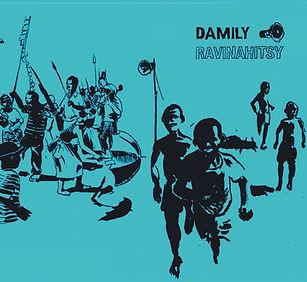 Album Ravinahitsy de Damily