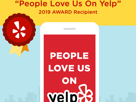 """Chicago Mover Earns Yelp's 2019 """"People Love Us On Yelp"""" Award"""