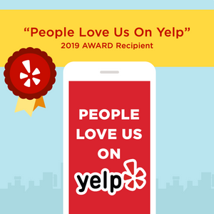 2019 People Love Us On Yelp Award Chicago Movers