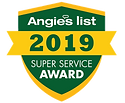2019 Angie's List Super Service Award Winner for movers in Chicago