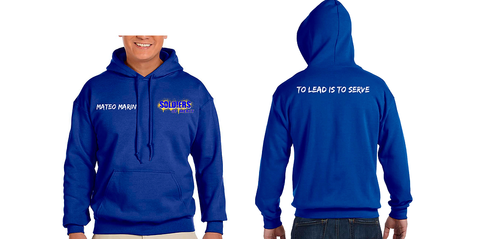S.O.M. HOODIE - NP PRICING Without ZIPPER