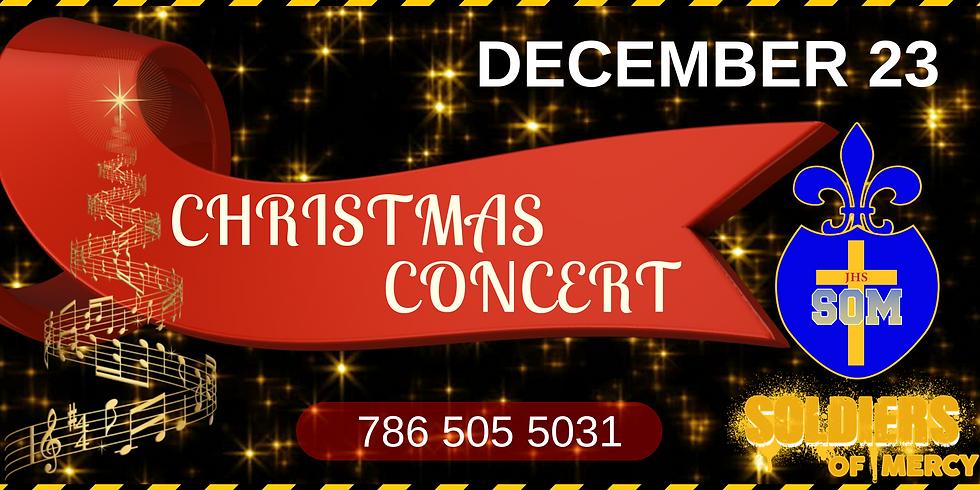 S.O.M. Annual Christmas Concert