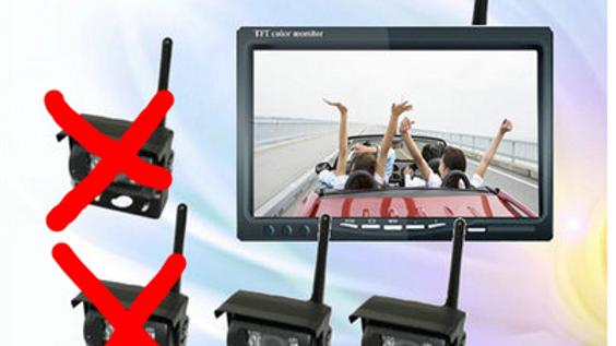 2 Cam Wireless System