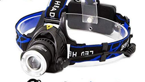 Rechargeable Headlamp 2,000 lumens