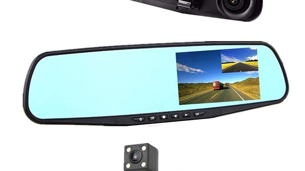 Rear View Mirror Dash Cam