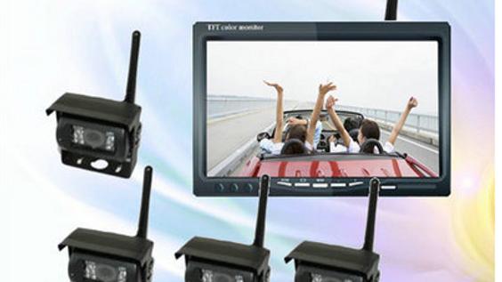 4cam Wireless Back up System