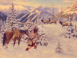 Winter Survival on Royal Fare