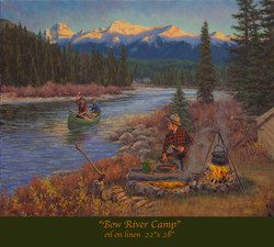 Bow River Camp