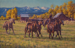 Moving the Horses