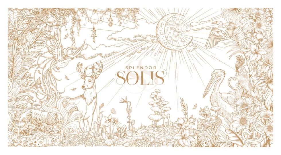 Illustration Splendor Solis