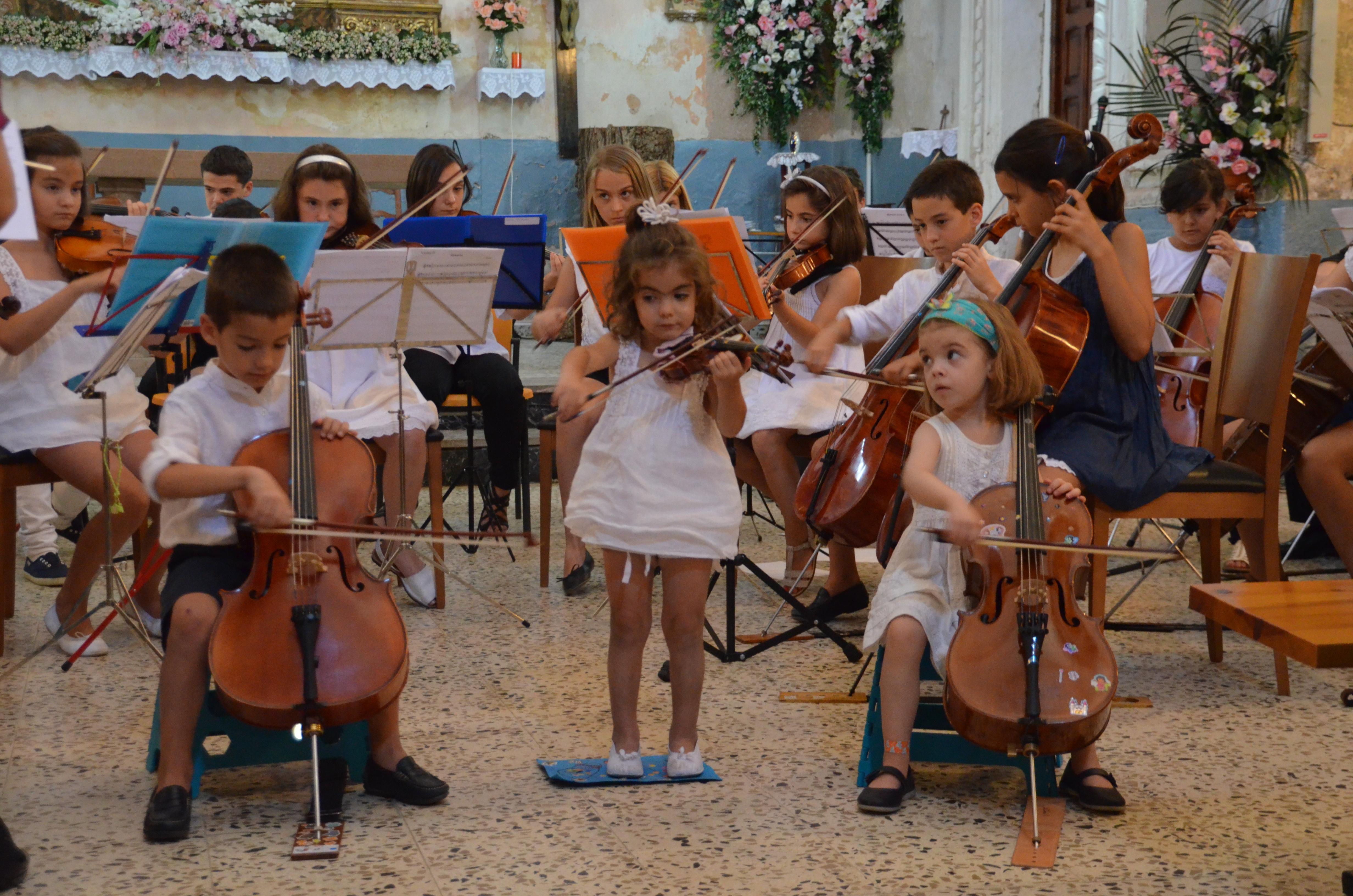 Concierto para 2 cellos & violín