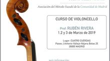 CURSO CELLO EN CUATRO CUERDAS