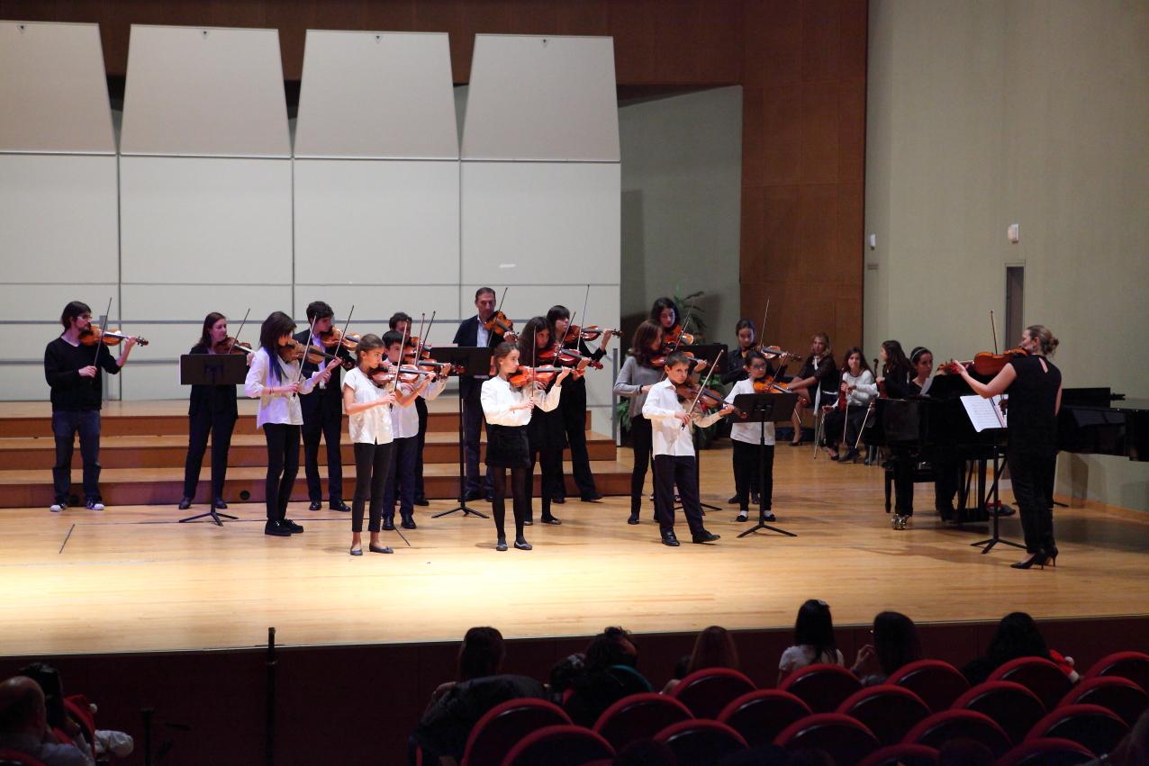 Suenan los Violines