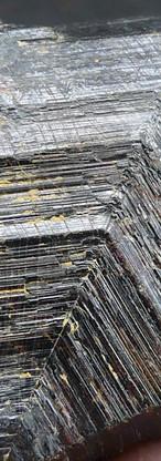 REF11 RUTILE TWINNED (MACLA DE CODO)  SOLD
