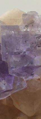 REF23-  Fluorite over Quartz…45,00€