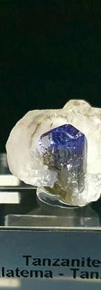 REF28 (2880A)  Tanzanite on Calcite  220€