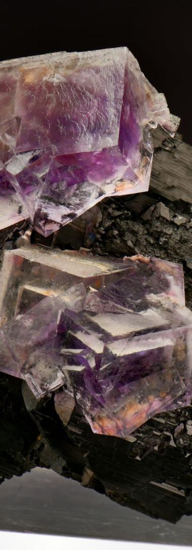 REF35  Fluorite –Wolframite     640€