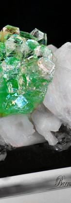 REF08   Apophyllite on Stilbite  540€