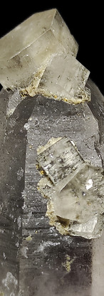 REF05 QUARTZ and APATITE -  SOLD