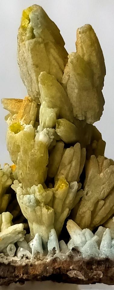 REF30   PYROMORPHITE and PLUMBOGUMMITE -   RESERVED