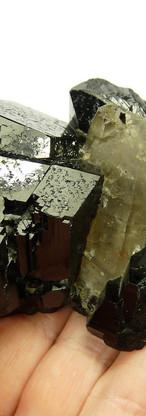 REF-36  Schorl, quartz - US $ 85