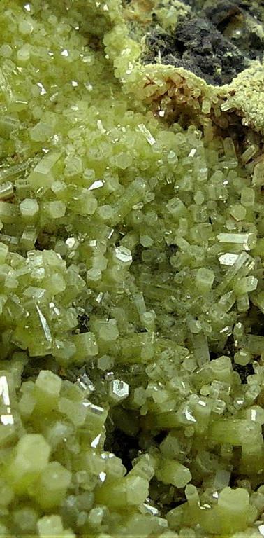 REF16   PYROMORPHITE   SOLD