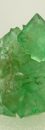 REF-27  Fluorite, quartz.  US $ 180