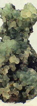 REF34-  Prehnite with Ferroactinolite…35€