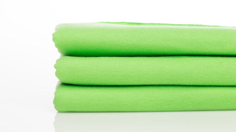 Cotton Combed 30s - Hijau Pucuk / Stabilo